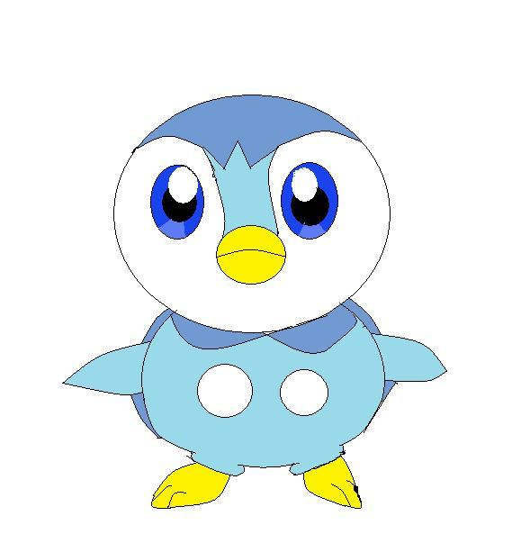 Pokemon Character Piplup 217323832