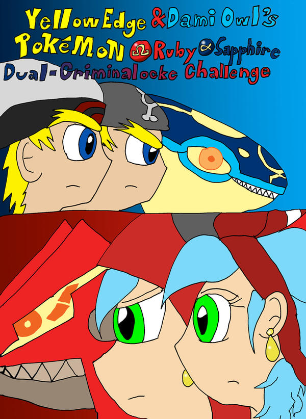 ORAS Dual-Criminalocke Splash Page by goldjedi