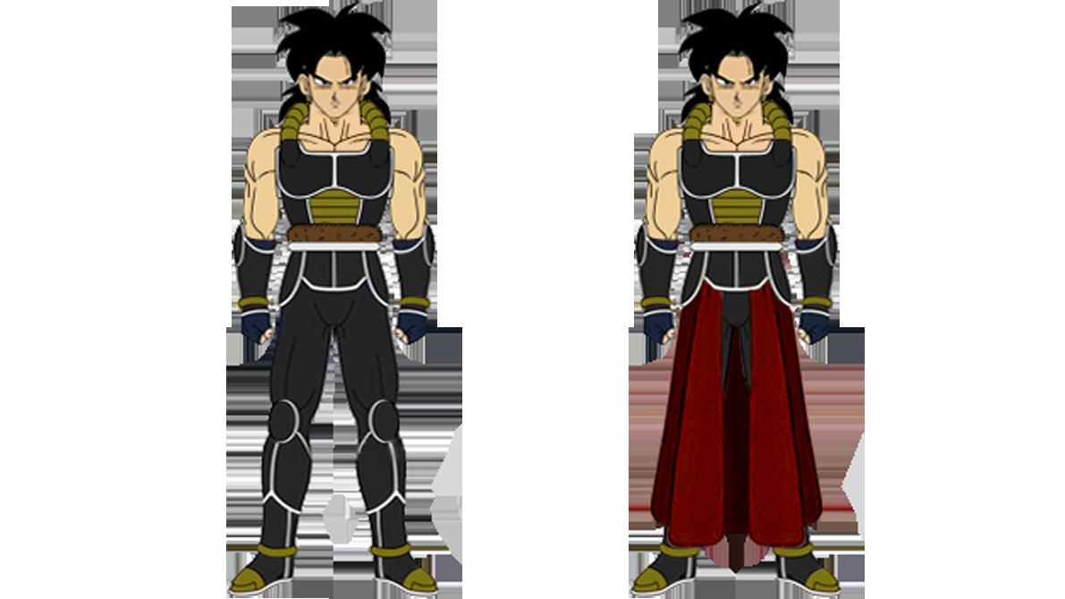 Goku Vegeta Y Brfoly Xeno