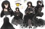 Character Sheet - Dark Melody /Eternal Queen