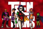 TEEN TITANS?