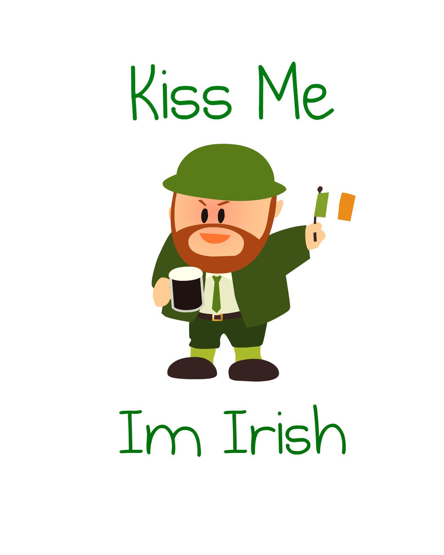 Kiss Me I'm Irish by serene1980