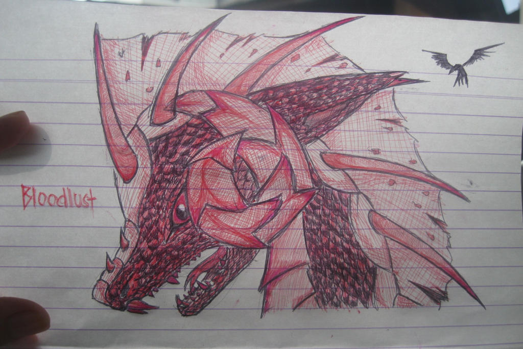 Bloodlust 2 by imatrashcan2