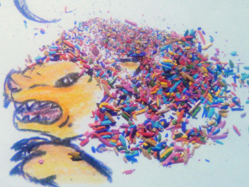Color Burst by imatrashcan2
