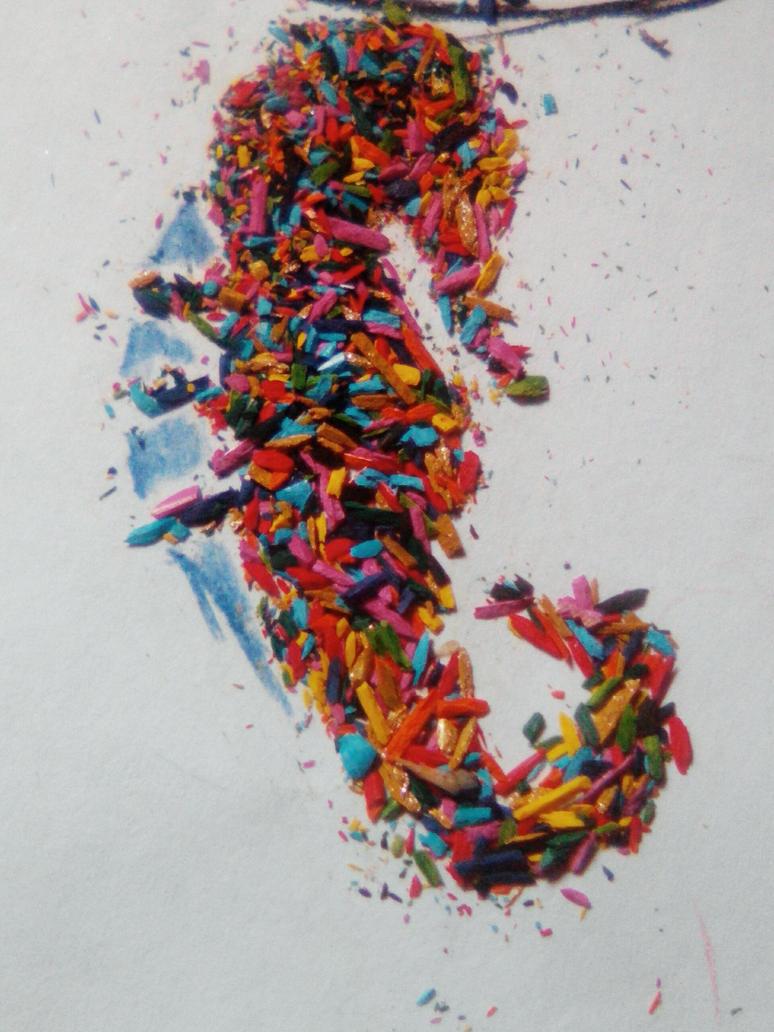 Seahorse by imatrashcan2