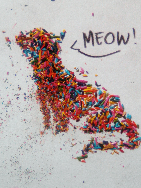 Meow by imatrashcan2