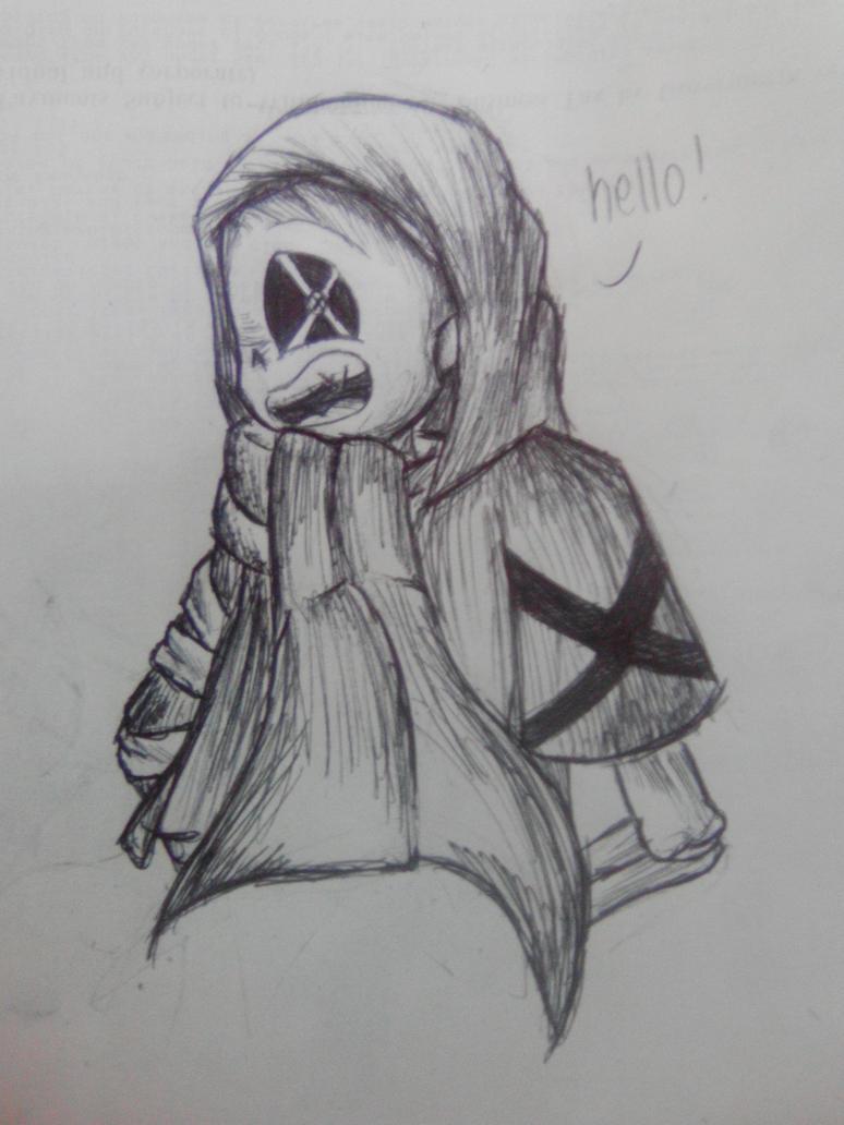 Hello~! by imatrashcan2