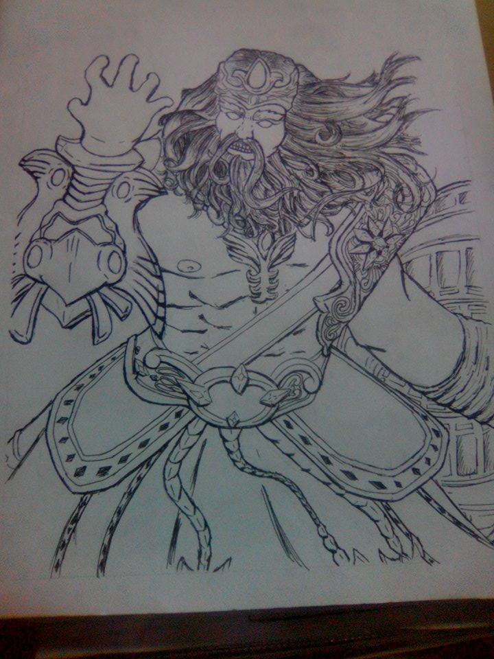 Zeus by imatrashcan2