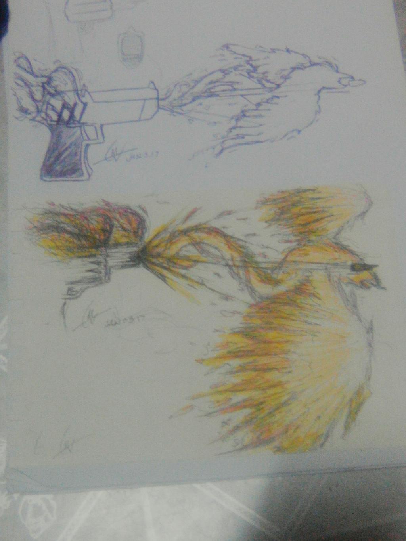 Gun Design by imatrashcan2