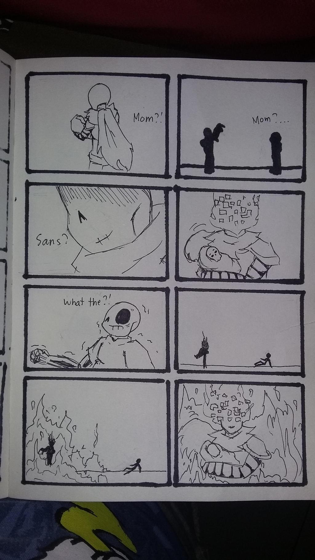 In Dreams pg.3 by imatrashcan2
