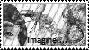 John Lennon Stamp by YuviPotterMonster