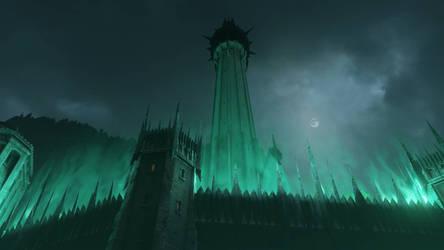 Minas Morgul by trilliondollerman