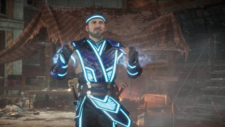 Dimitri Vegas as Sub-Zero?