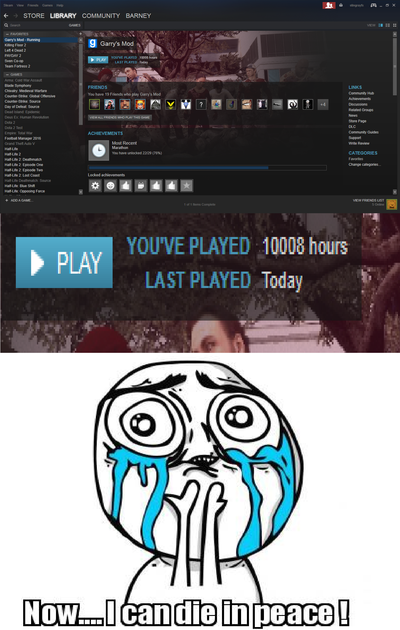 10,000 hours of Garry's Mod by IBRXGmod on DeviantArt