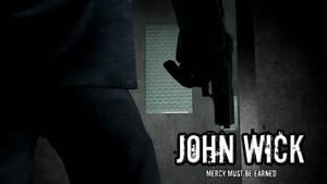 John Wick By Unforgivencaleb On Deviantart