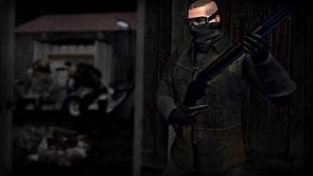 Half Life 3: Back to Ravenholm by IBRXGmod