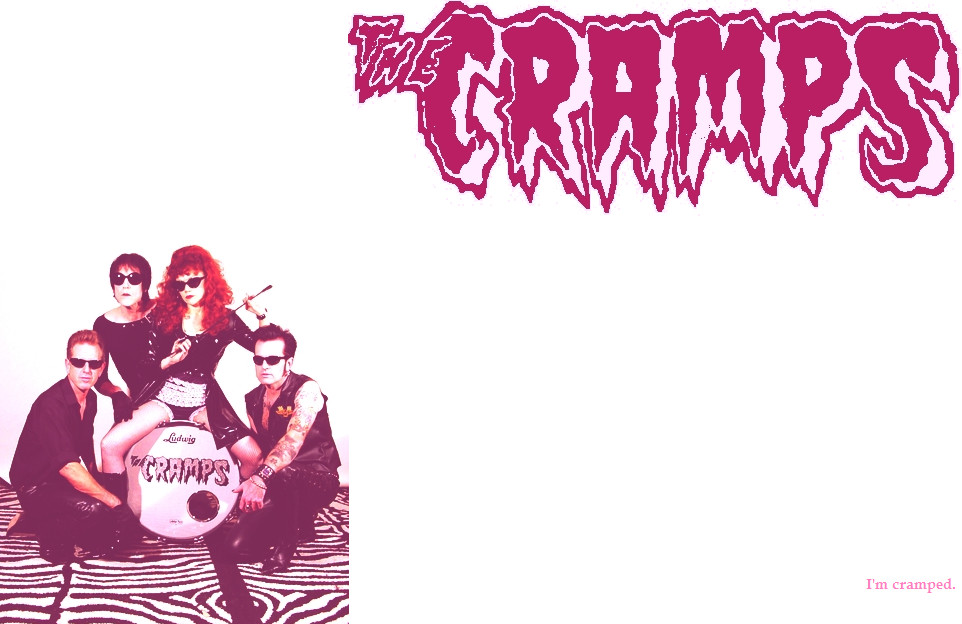The Cramps Wallpaper