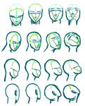 face angles guide