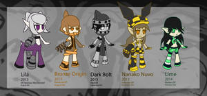 Chibi Original Character Collection Part 6