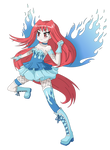 Chinnaru Magical Girl - Redesign