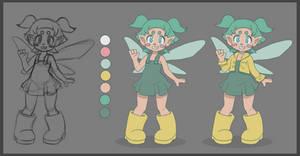 Gumboots Fairy - Redesign
