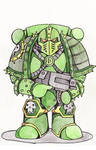 Warhammer 40K Death guard