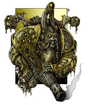 Plague marine (old)