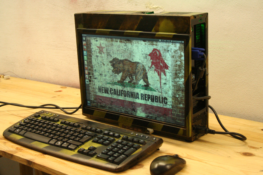 Fallout Cause SP 12 by neonit