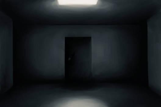 La puerta al final del pasillo