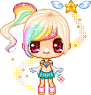First pixel of the year o.o by Magpii