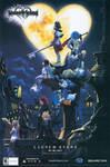 Kingdom Hearts 1.5 HD Remix Event Poster