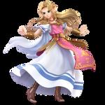 Zelda without her headband