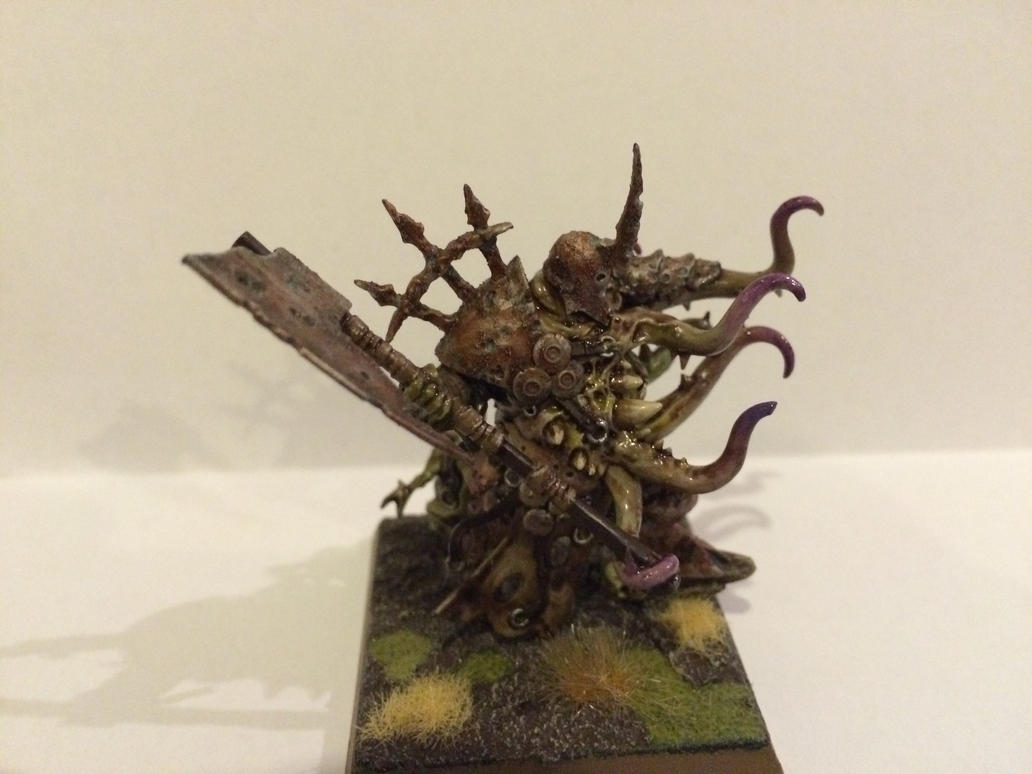 Gutrot Spume - Lord of Nurgle 1 by DarkDomino