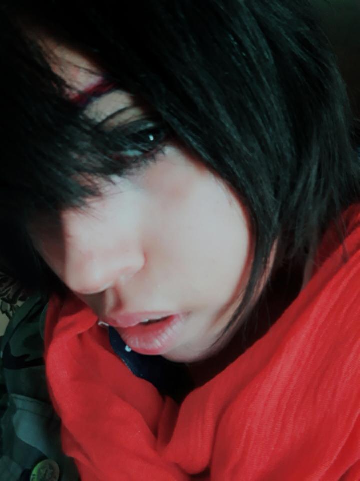 Mikasa cosplay by saraemo