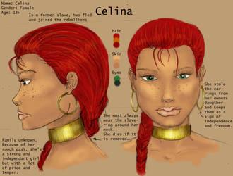 Celina by annbrair
