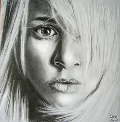 Ashley Olsen by annbrair