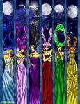 Ladies of the Moon