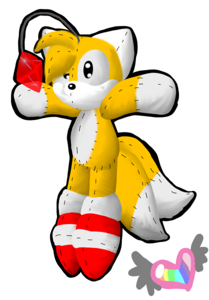 Tails Doll by Artistonfire