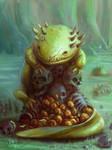 swamp Salamander