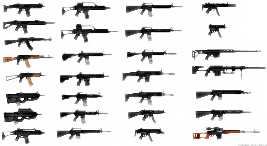 Weapon Chart Plus by Goober-time on DeviantArt