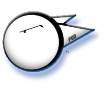 POD logo by Goober-time