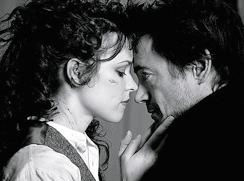 Sherlock Holmes and Irene Adler by CherryPie96