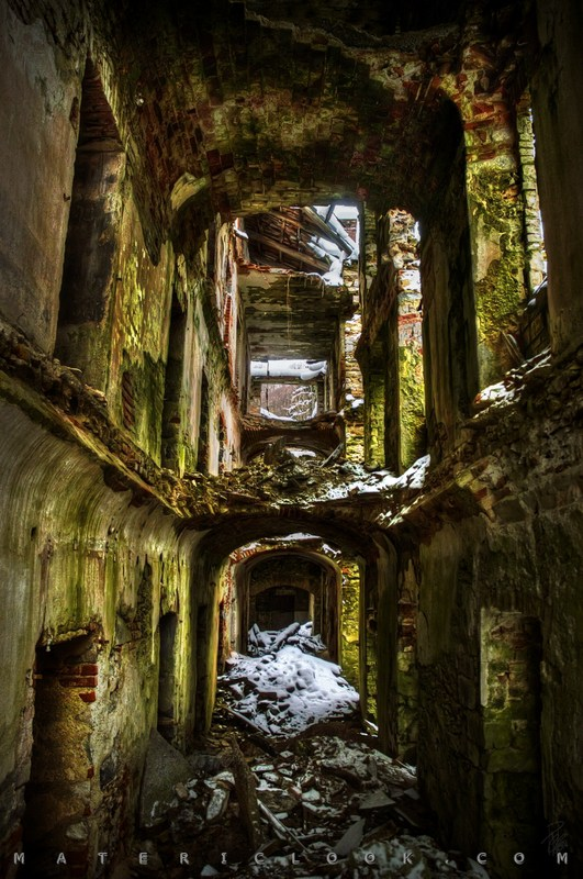 CollapsedCorridors by MatericLook
