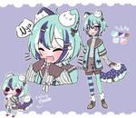Kitty Fluffian Boi Adopt OPEN