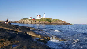 The Nubble Lighthouse