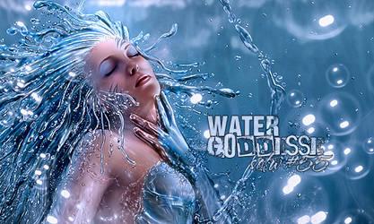 Water Goddess by chico1shot