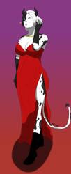 New dress by AsFoxger