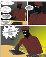 AsFoxger Comics #1 - Another begin ENG by AsFoxger