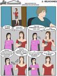 Geek Roommates #3 - Relationships SPA
