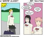 AYC #107 - Sense of humor-ENG by AsFoxger